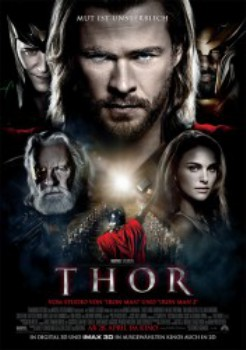 poster Thor 3D