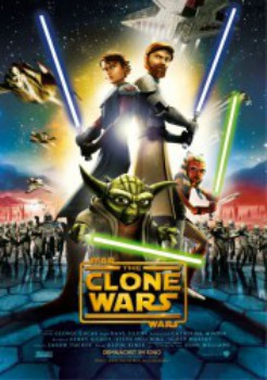 poster The Clone Wars