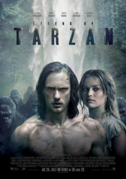 poster Legend of Tarzan 3D