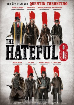 poster The Hateful 8