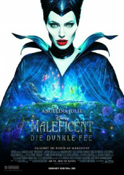 poster Maleficent - Die dunkle Fee 3D