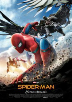 poster Spider-Man - Homecoming 3D
