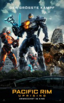 poster Pacific Rim: Uprising 3D