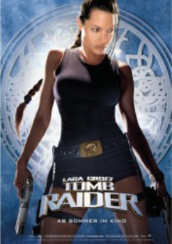 poster Lara Croft -  Tomb Raider