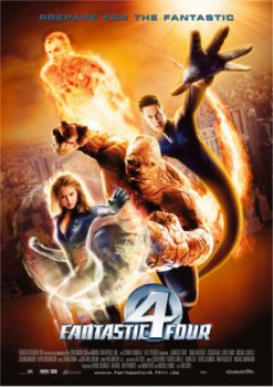 poster Fantastic Four
